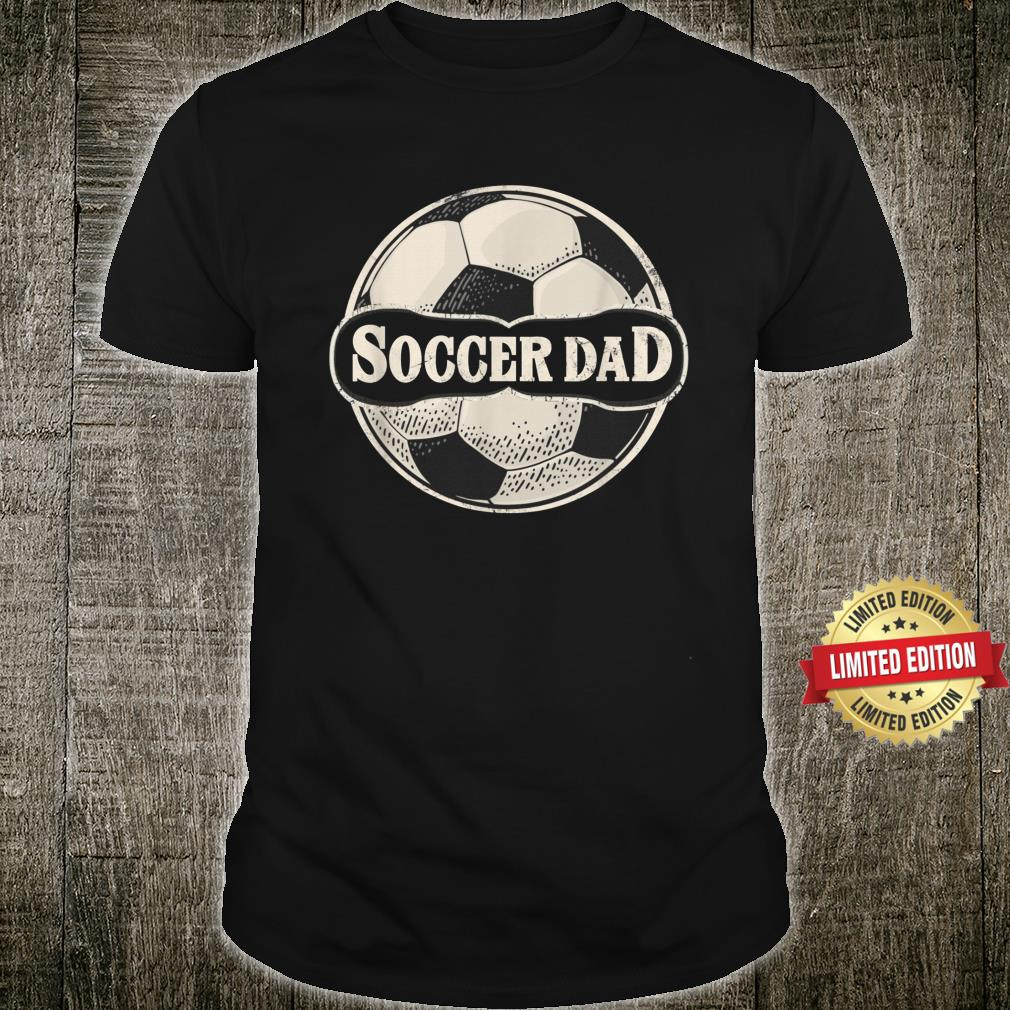 Soccer Father Dad Family Matching Team Player Sport Shirt