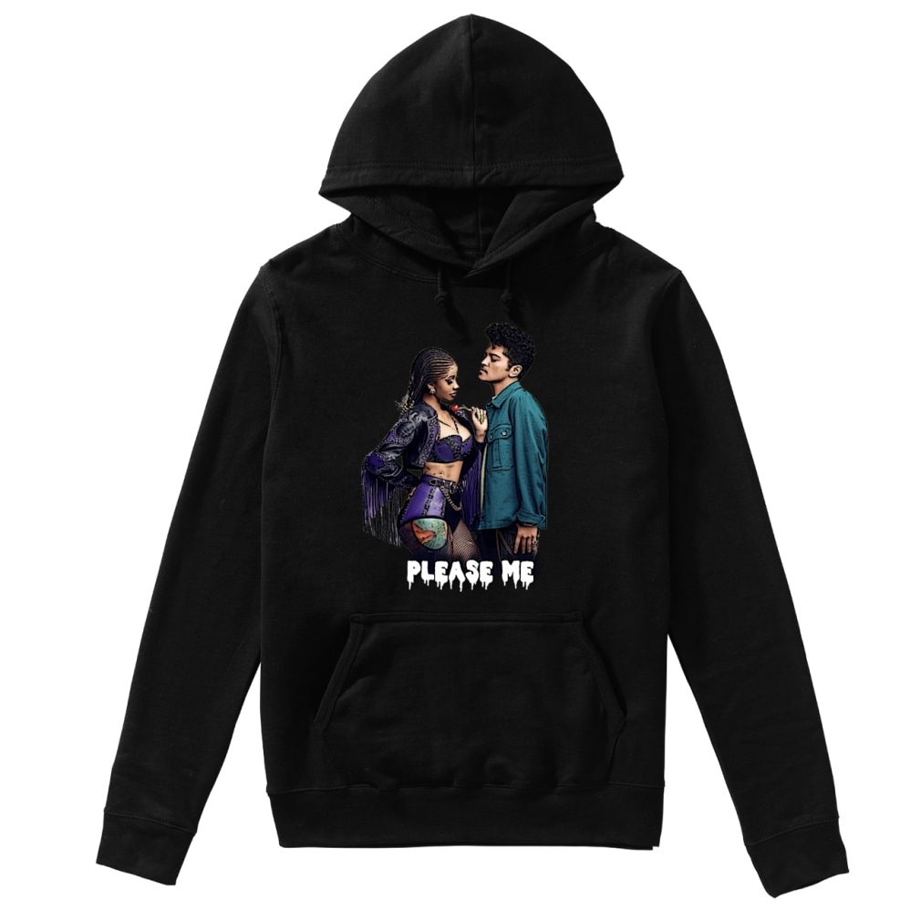 Cardi And Bruno Mars Please Me Shirt hoodie