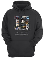 15 years of supernatural thank you for the memories shirt hoodie