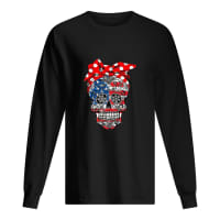 Game of thrones skull shirt long sleeved