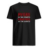 Myers in the streets krueger in the sheets shirt