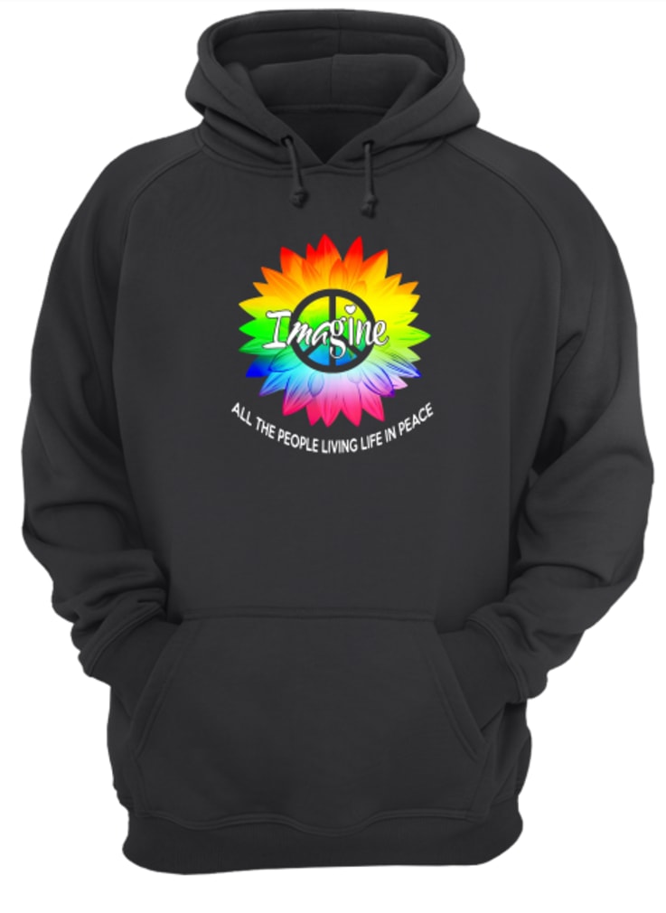 Image all the people living life in peace shirt hoodie