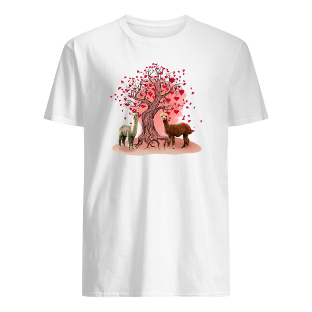 Couple dolly and love tree shirt
