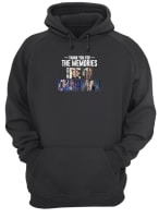 Rip Beth Chapman 1967-2019 thank you for the memories shirt hoodie