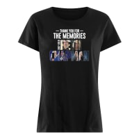 Rip Beth Chapman 1967-2019 thank you for the memories shirt ladies tee