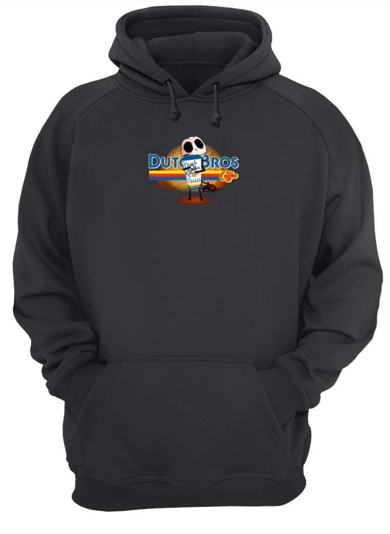 Dutch Bros coffee shirt hoodie