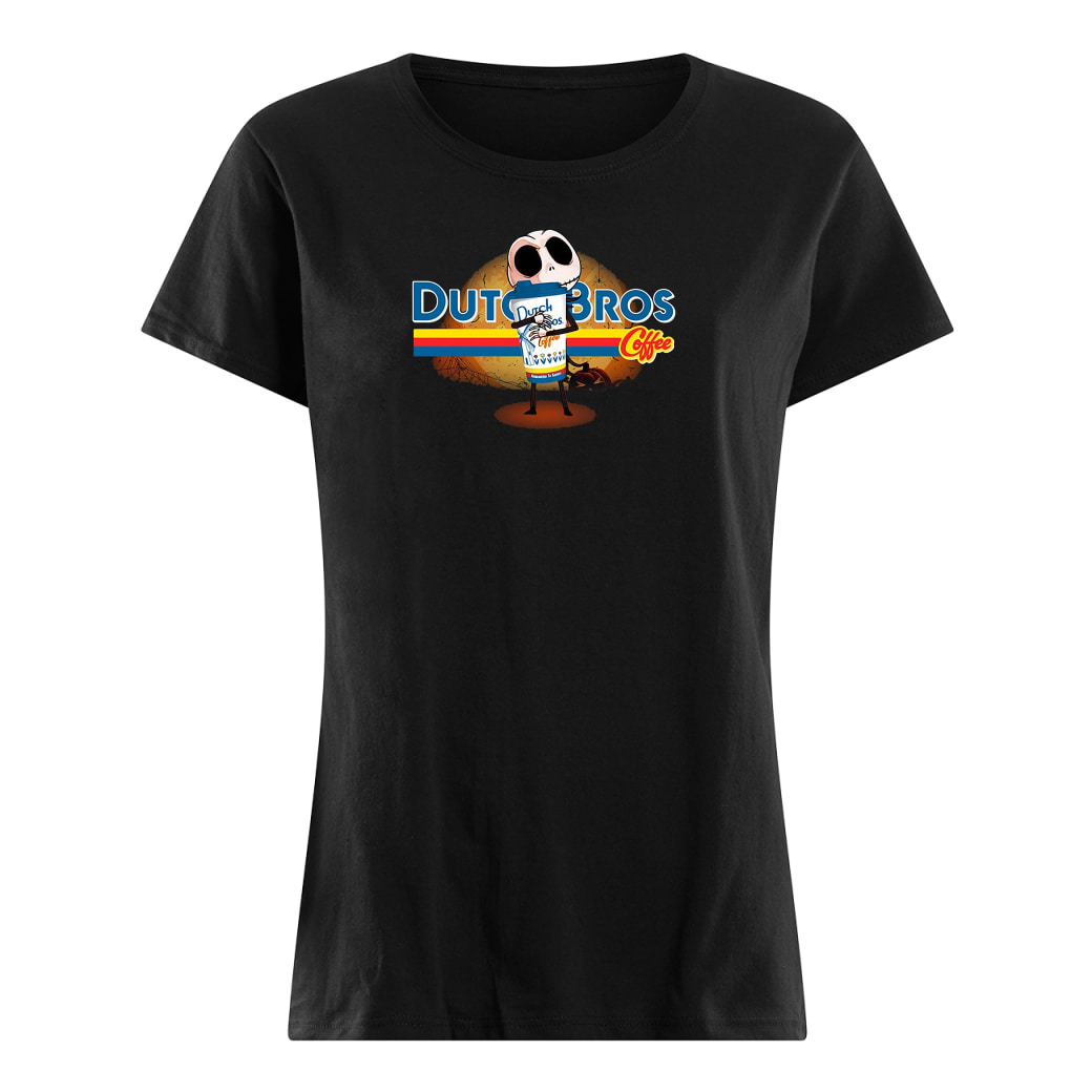 Dutch Bros coffee shirt ladies tee