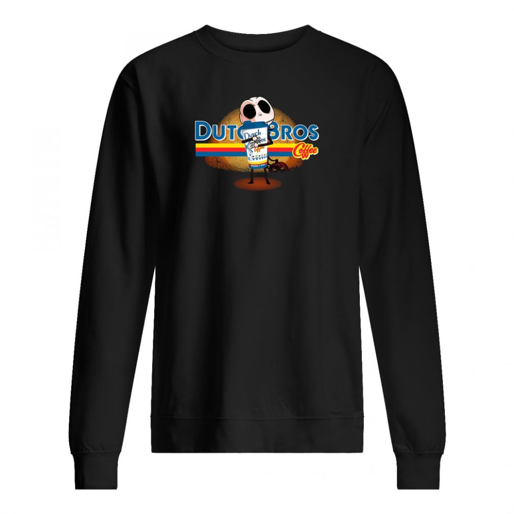 Dutch Bros coffee shirt sweater