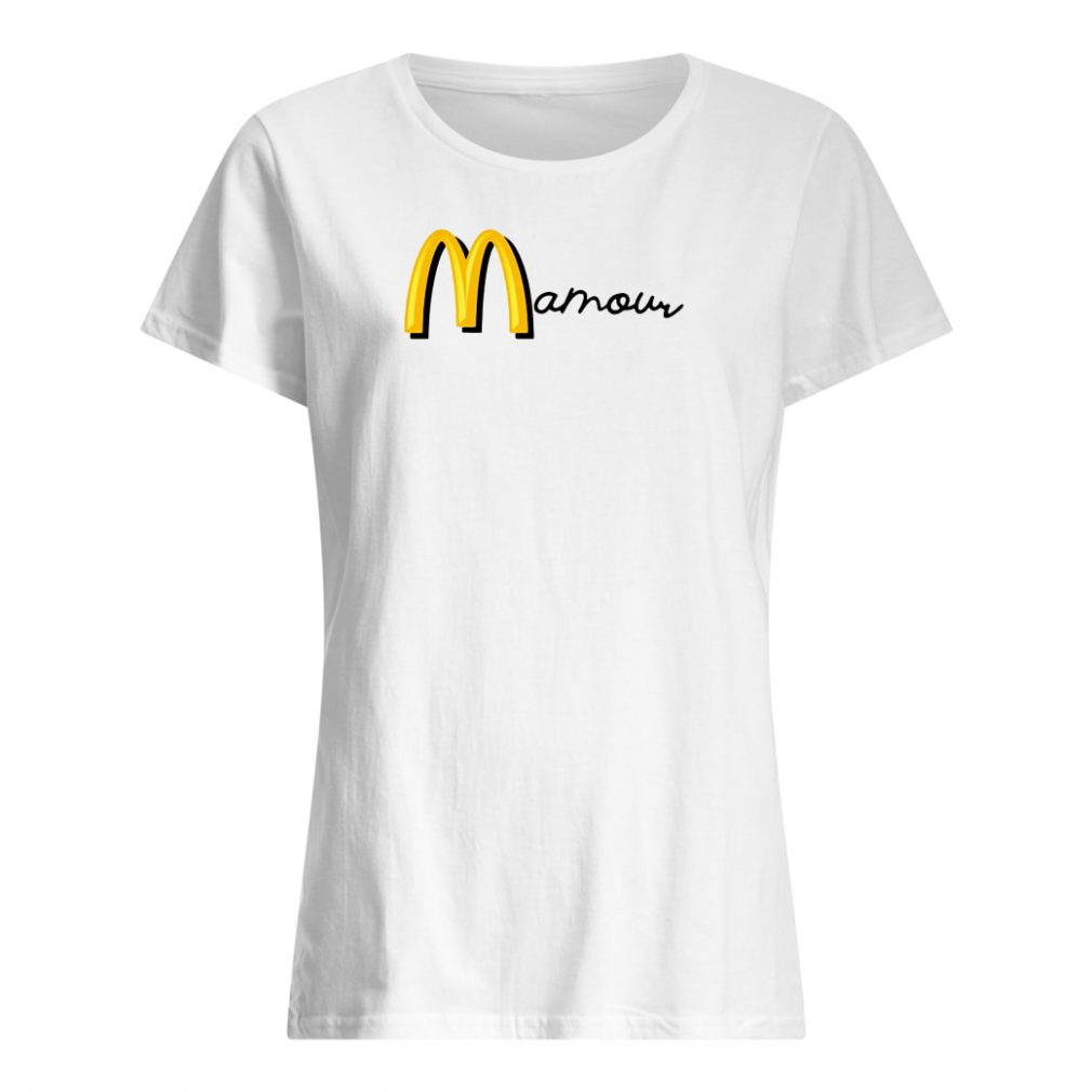 Mamour shirt ladies tee