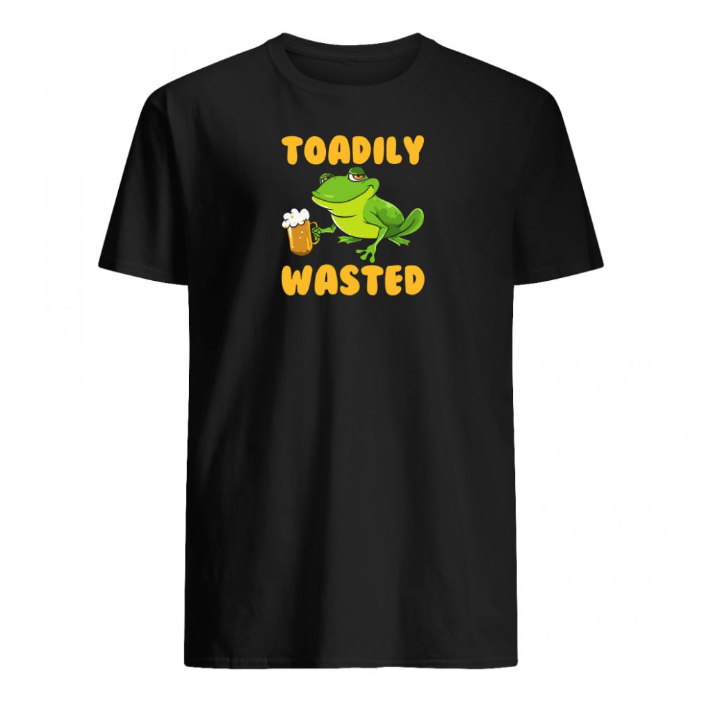 Toadily wasted shirt