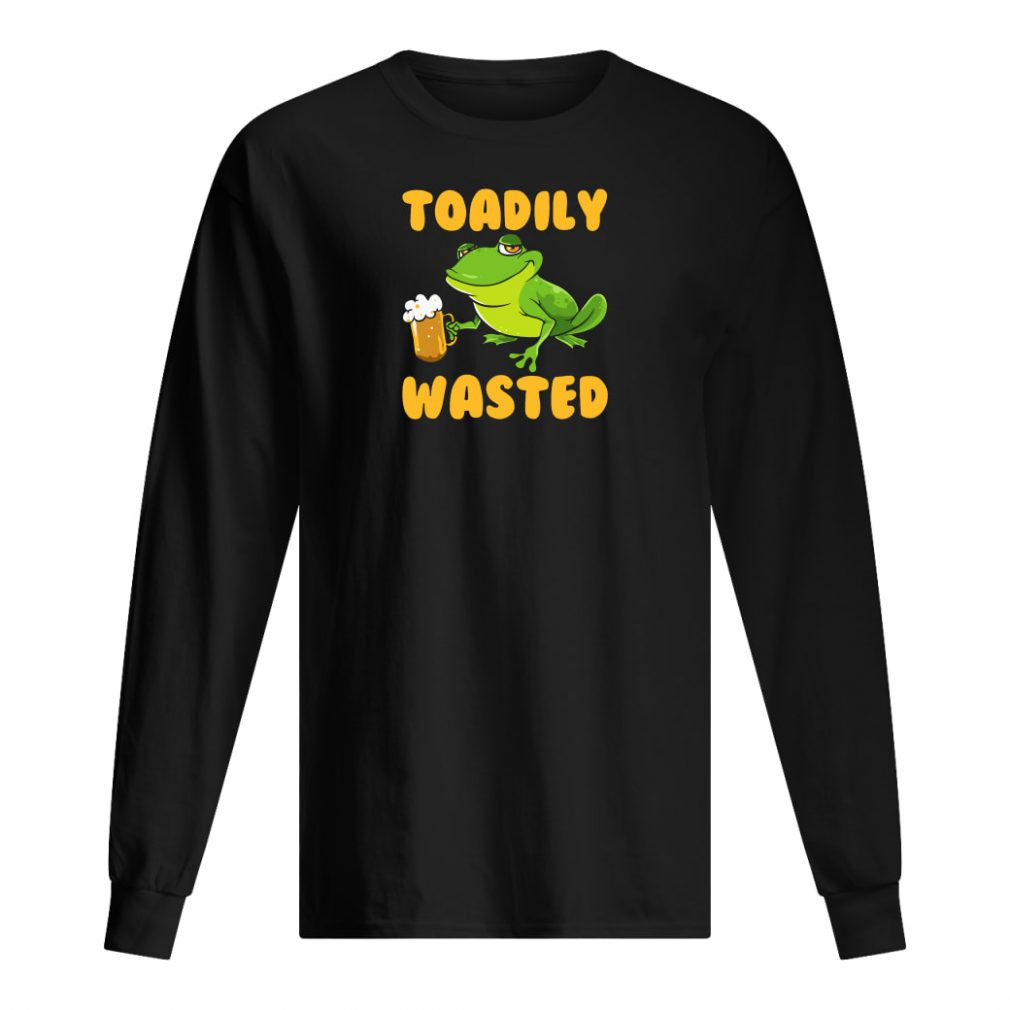 Toadily wasted shirt long sleeved