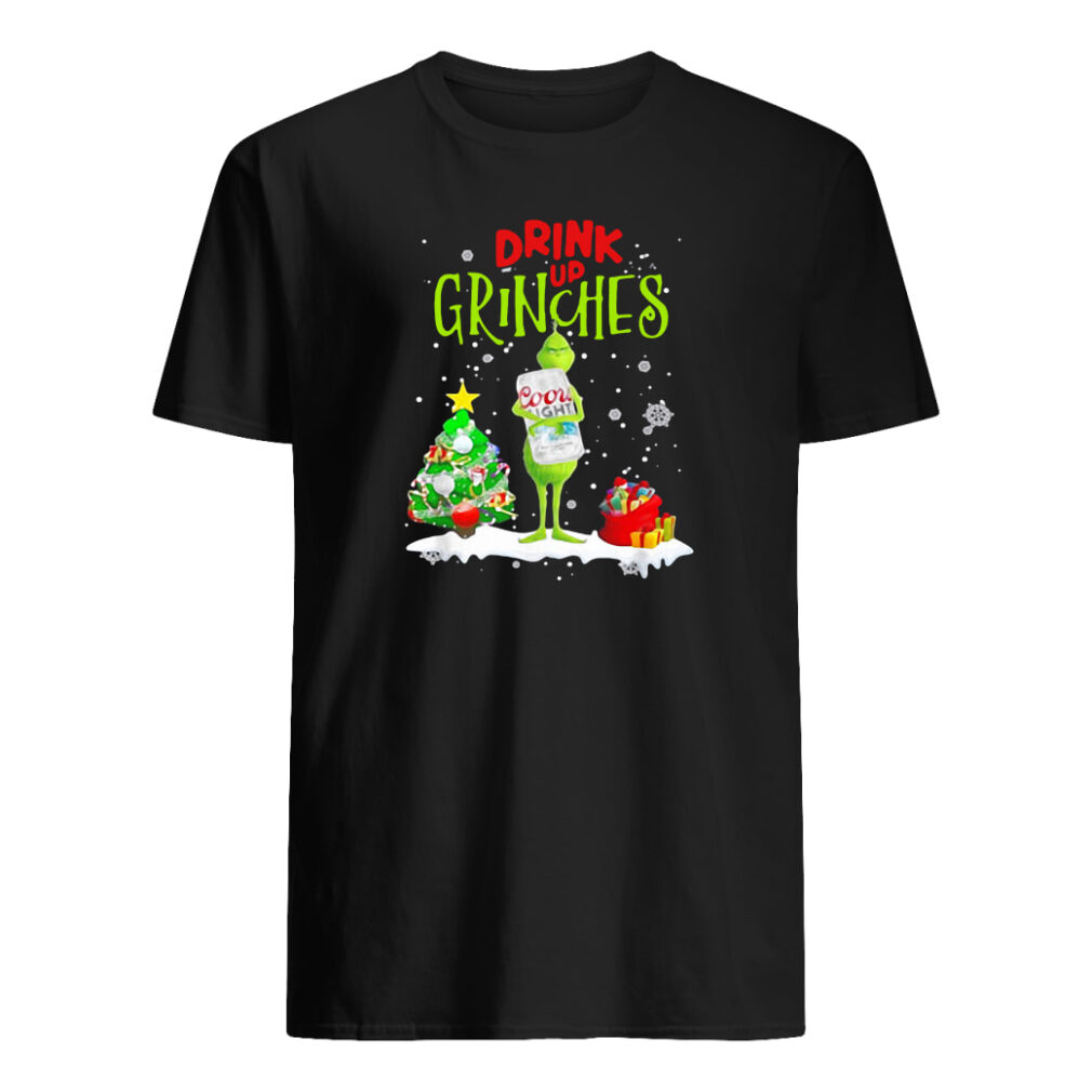 Drink up Grinches shirt