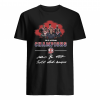 2019 National Champions Sydney Roosters signatures shirt