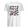 Cats 20 ways to drink wine shirt