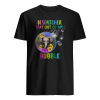 Dispatcher stay out of my bubble shirt