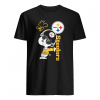 Snoopy and Woodstock Steelers shirt