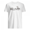 Snoopy and Woodstock halloween shirt