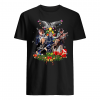 Aerosmith signatures christmas shirt