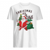 Christmas with the Claws shirt