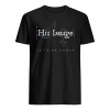 Created in his image let's be human shirt
