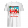 Merry Christmas and happy holidays shirt