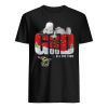 Snoopy God is good all the time shirt