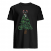 Veteran Christmas tree shirt