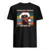 Wonder why Christmas missed up shirt