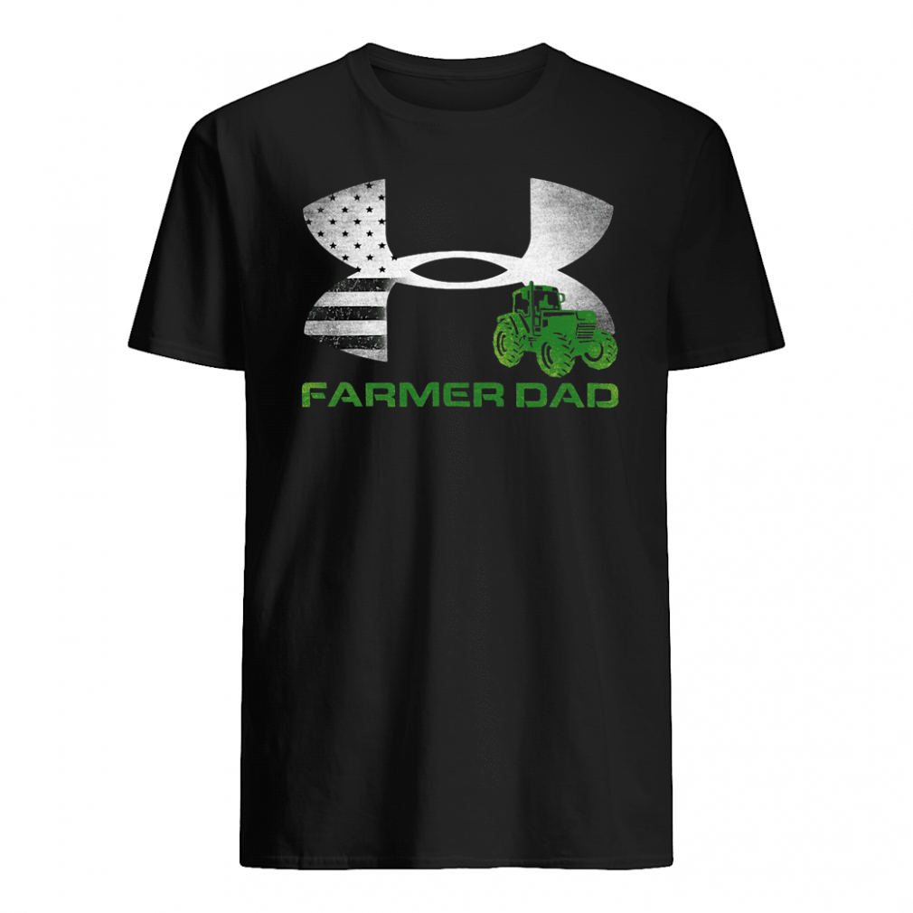 Farmer Dad logos shirt