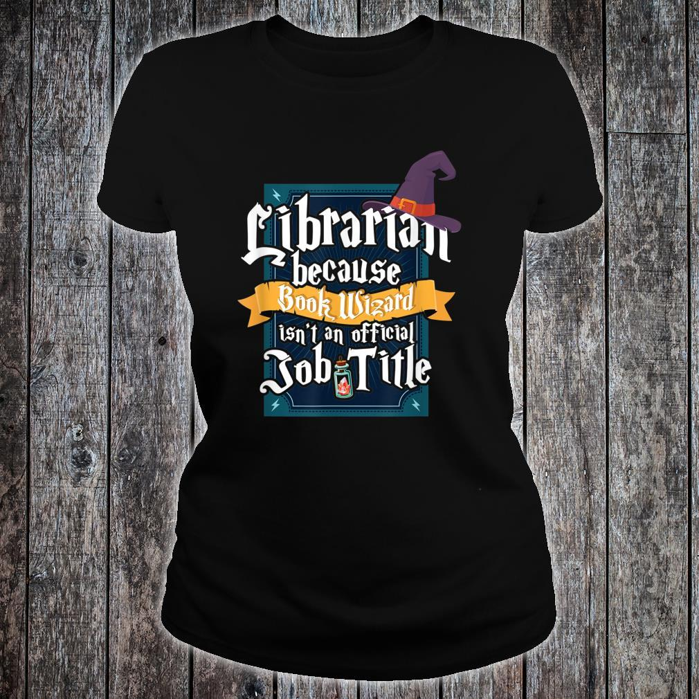 Book Reading Librarian Present Books Reader Shirt ladies tee