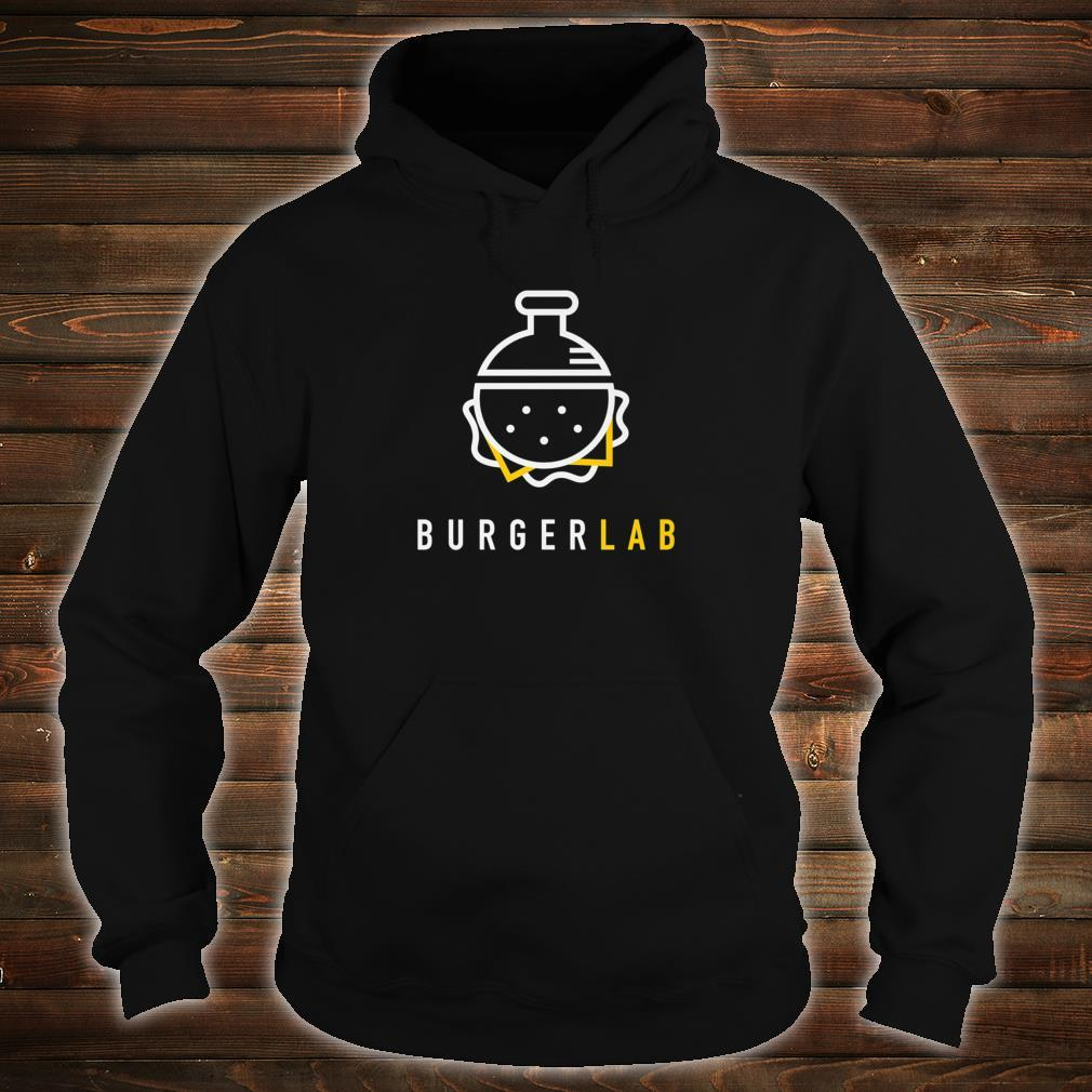 Burger Lab Launch Edition Food Truck Brand Shirt hoodie