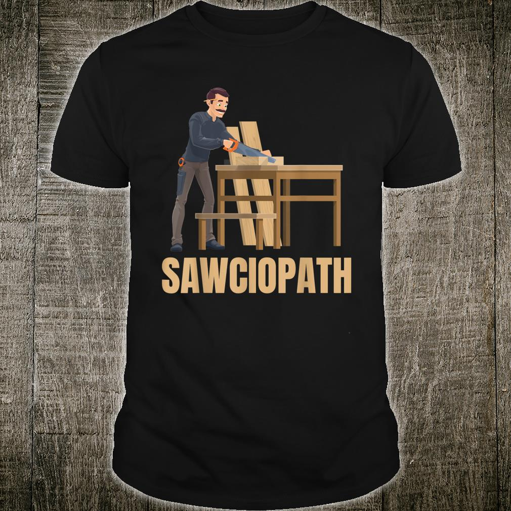 Carpenter Carpentry Woodworker  Shirt