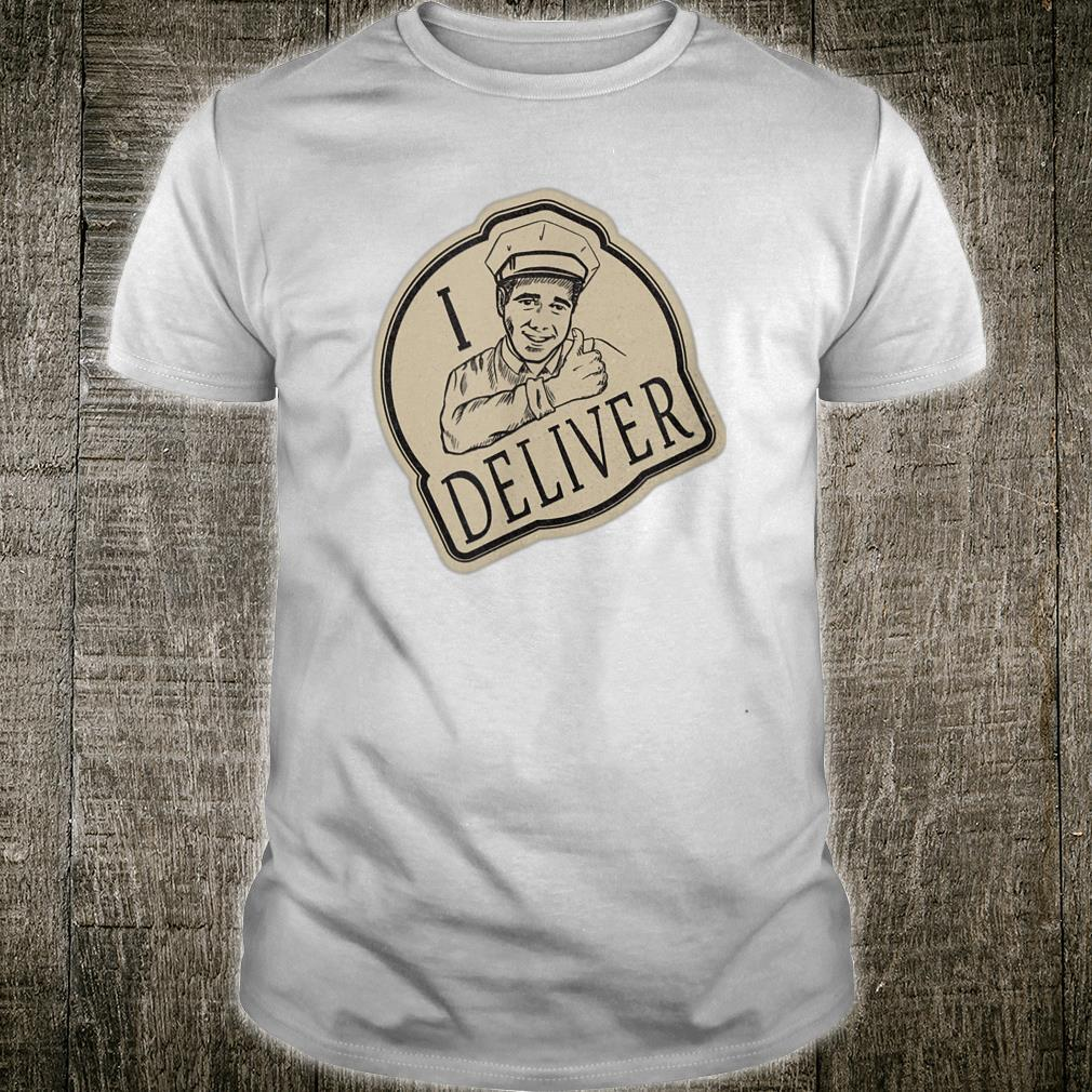 Delivery man Shirt