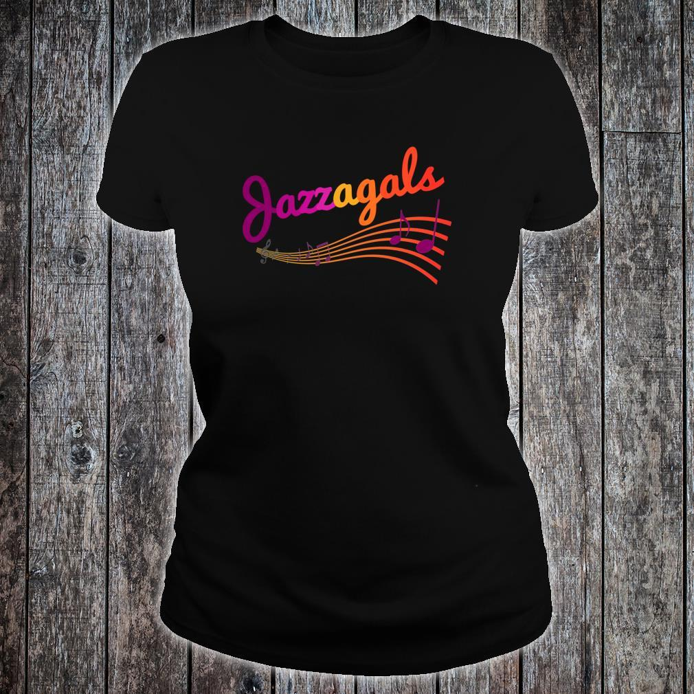 Jazzagals Classic Shirt ladies tee