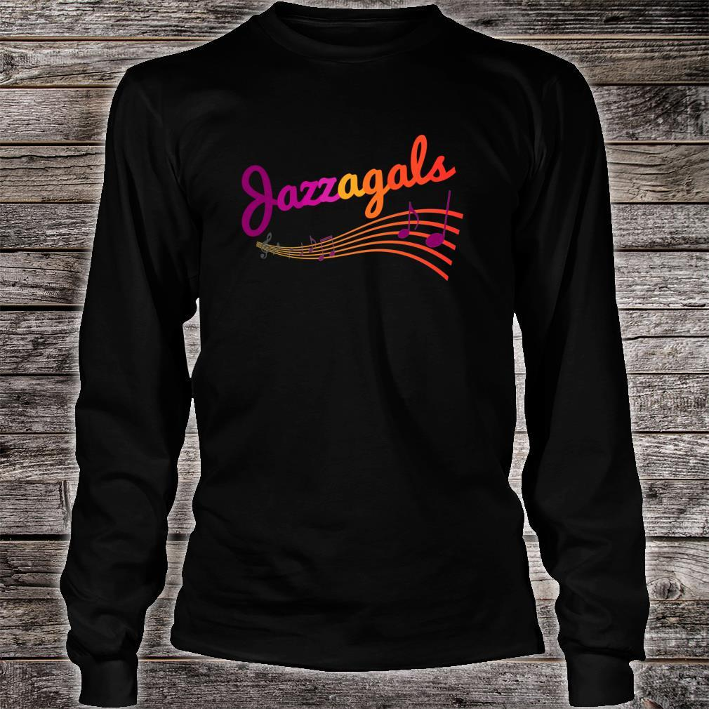Jazzagals Classic Shirt long sleeved