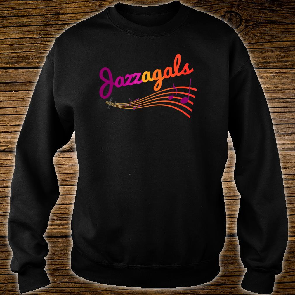 Jazzagals Classic Shirt sweater