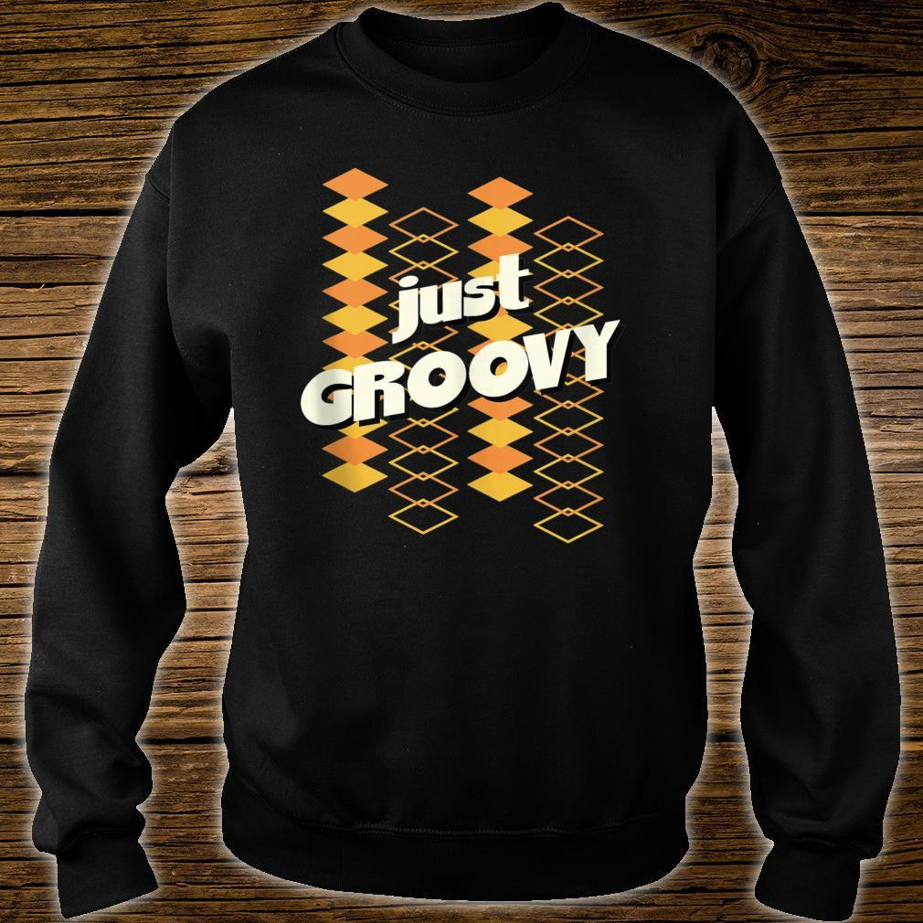 Just Groovy Shirt sweater