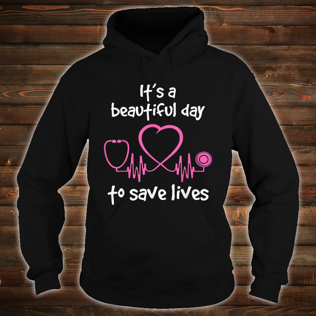 Let's Save a Life Shirt hoodie
