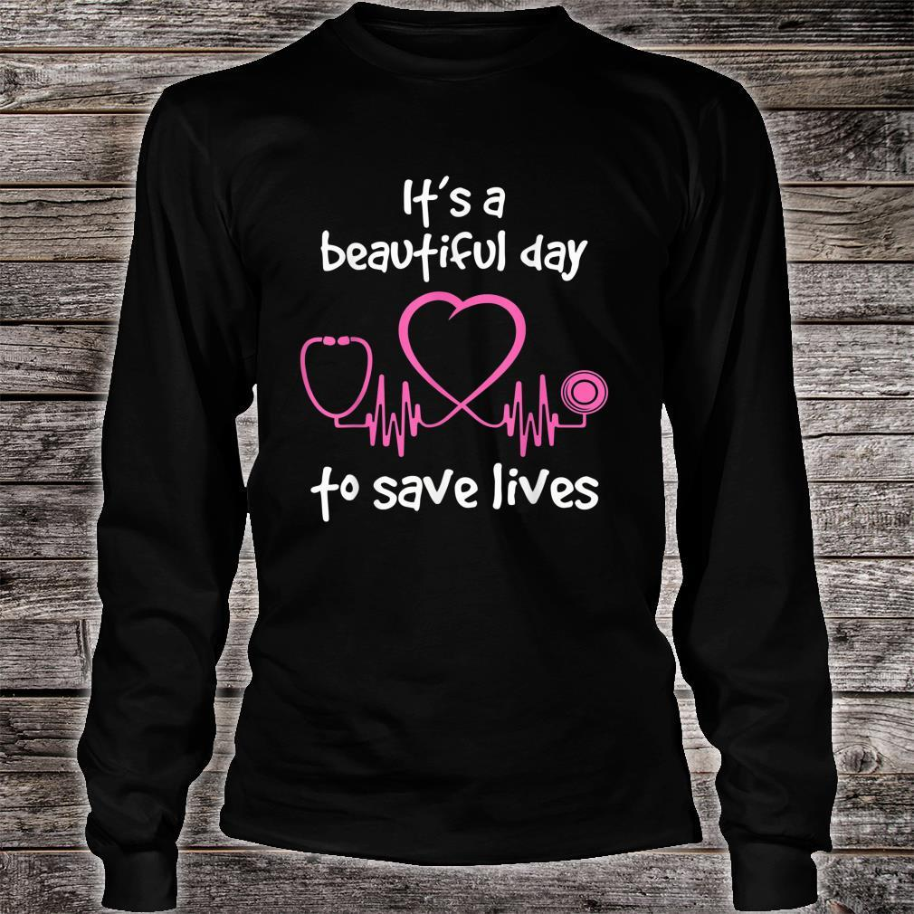 Let's Save a Life Shirt long sleeved