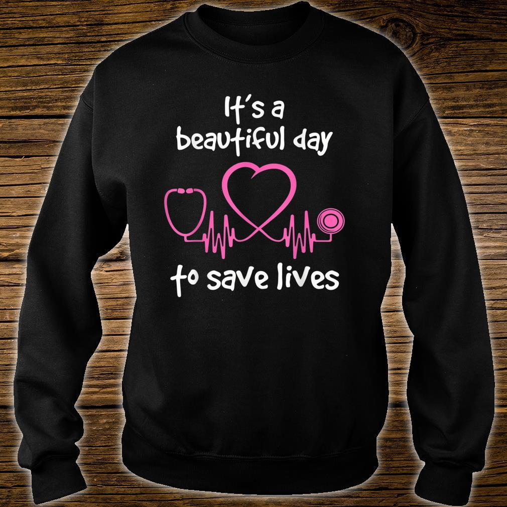 Let's Save a Life Shirt sweater