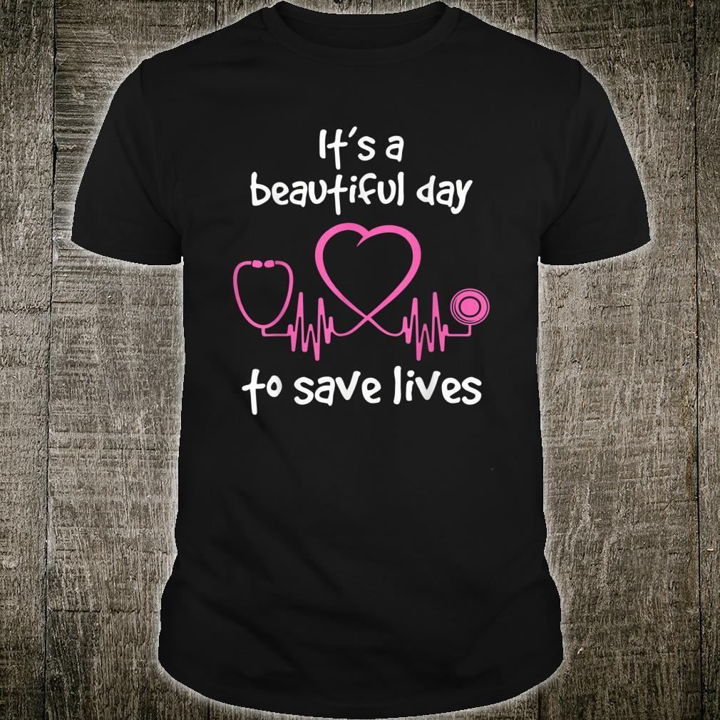 Let's Save a Life Shirt