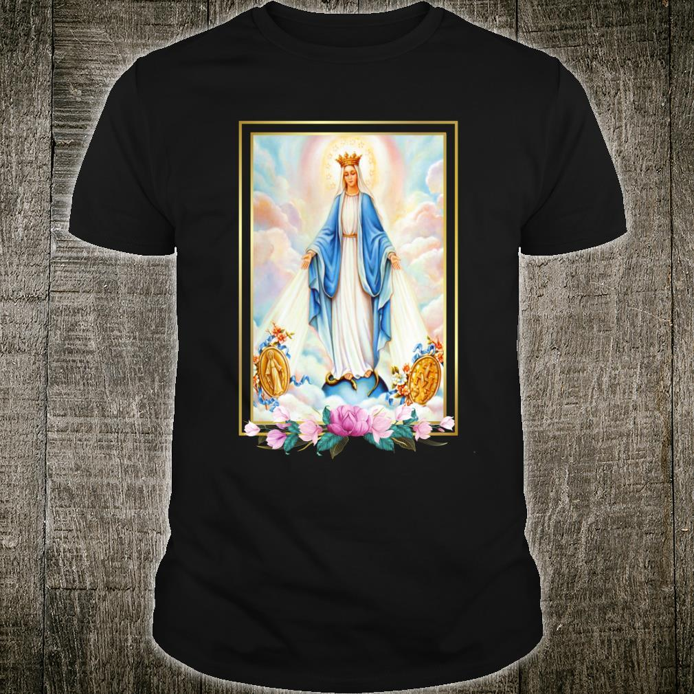 Litany of the Blessed Virgin Mary Shirt