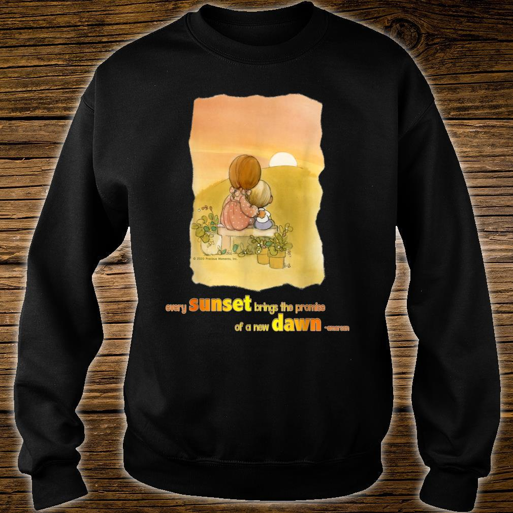 Precious Moments Every Sunset Brings The Promise Shirt sweater