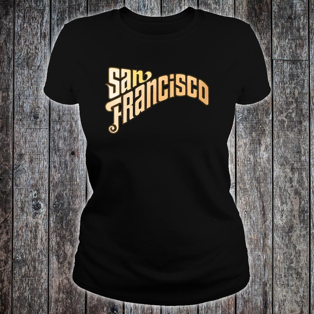 San Francisco Shirt ladies tee