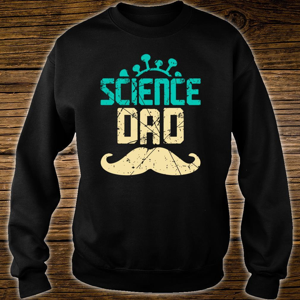 Science Dad Proton Love Shirt sweater