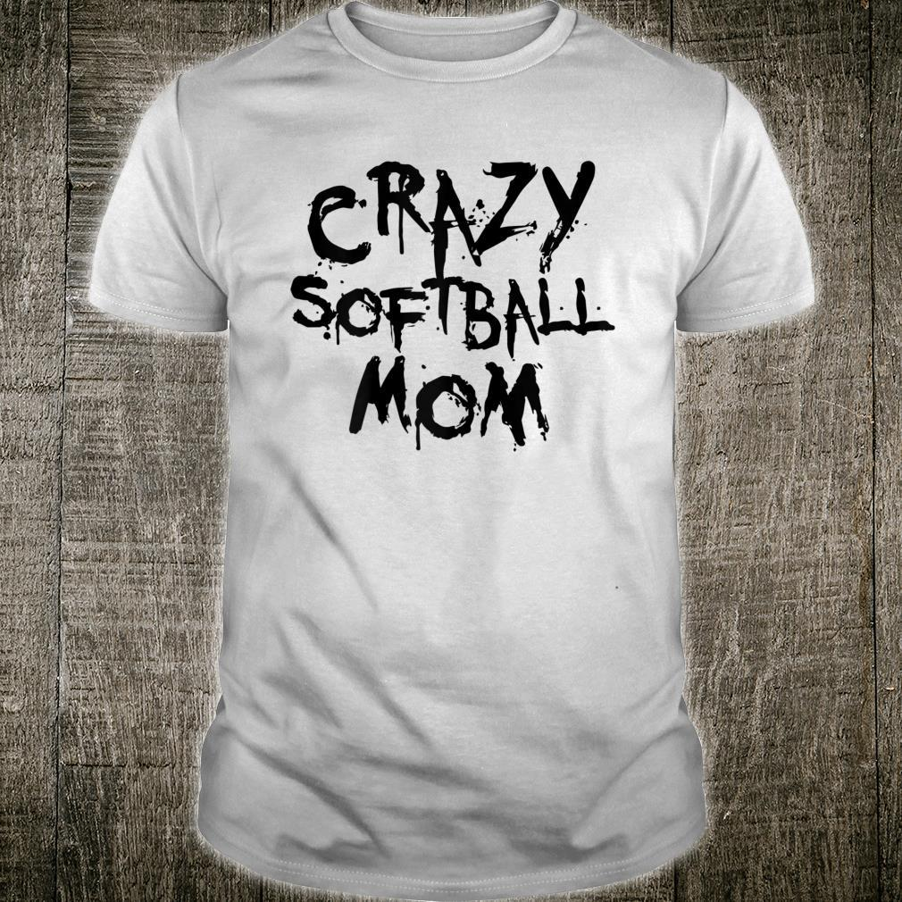 Softball Mom Unique sports's Shirt