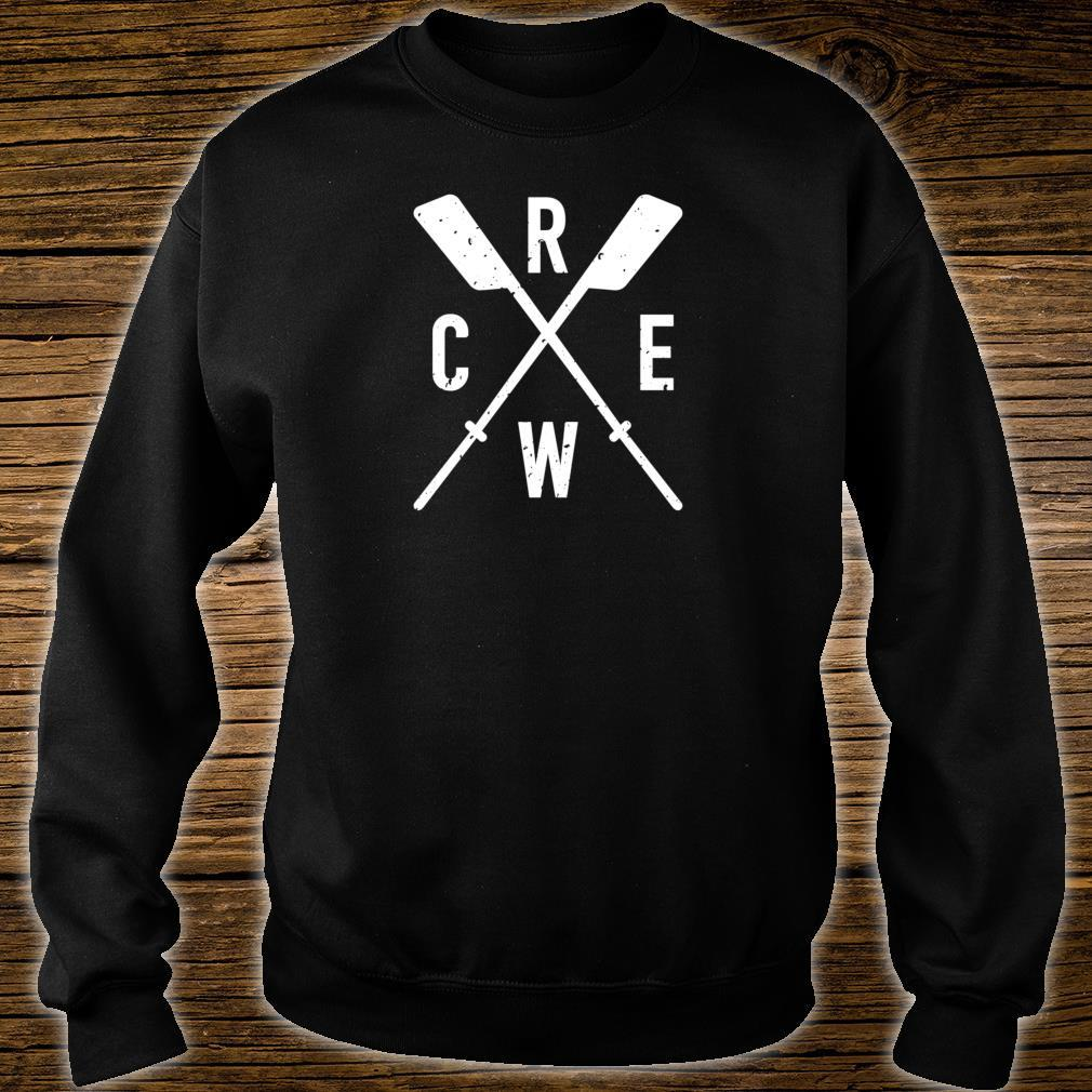 The Sport of Rowing Iconic rowing crew for boat rowers Shirt sweater