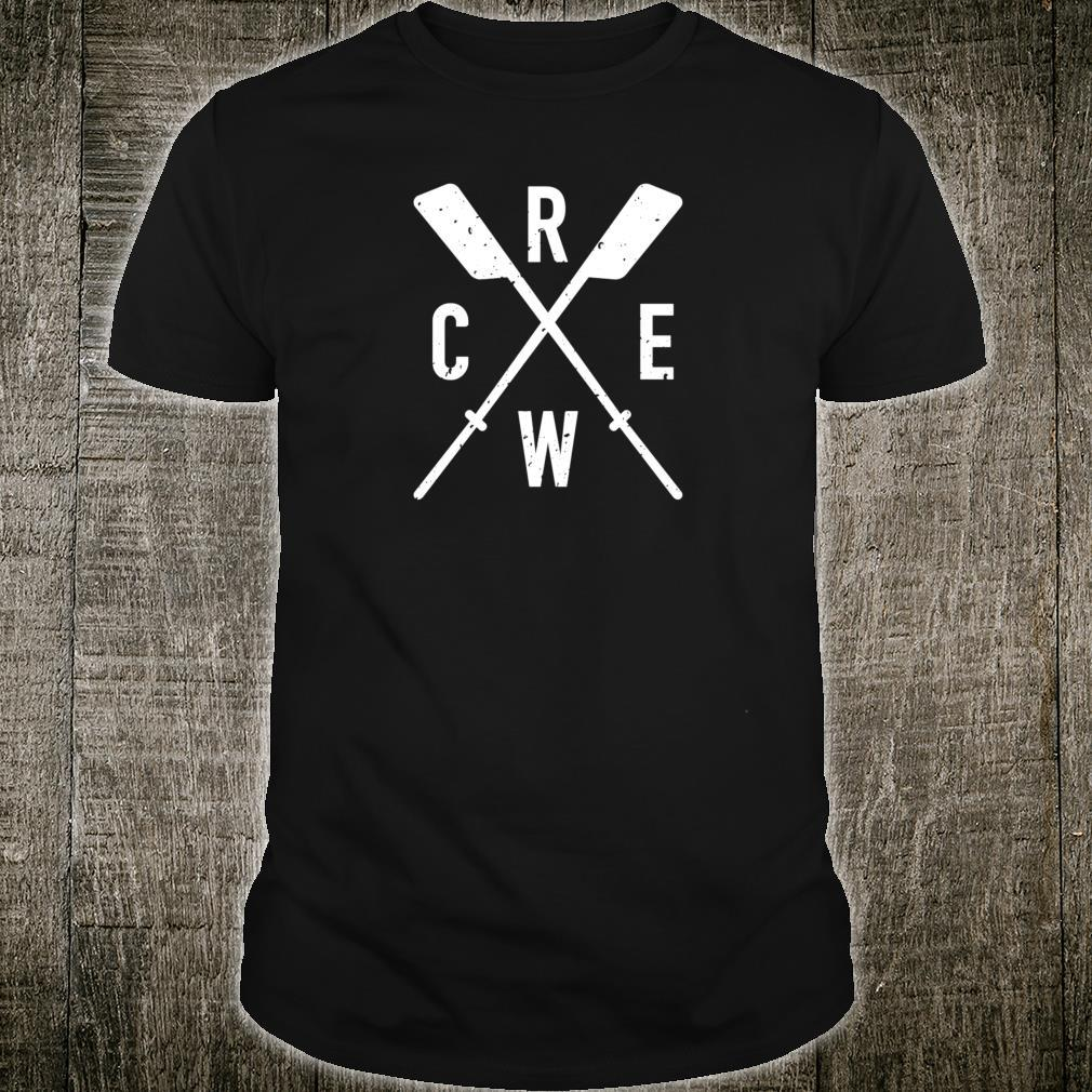 The Sport of Rowing Iconic rowing crew for boat rowers Shirt