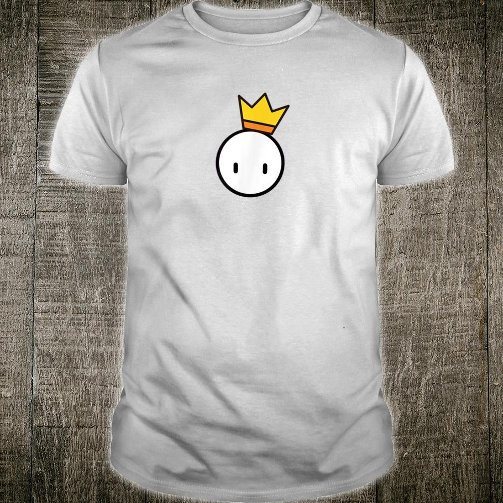 Ultimate #1 Video Game Fall Winner Crown Guys Shirt