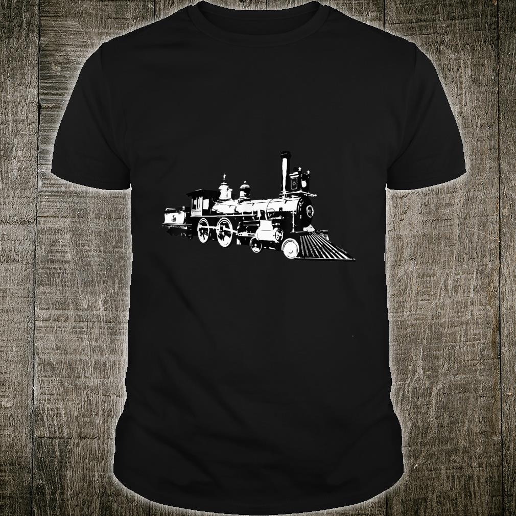 Vintage Steam Train for model railroads Shirt